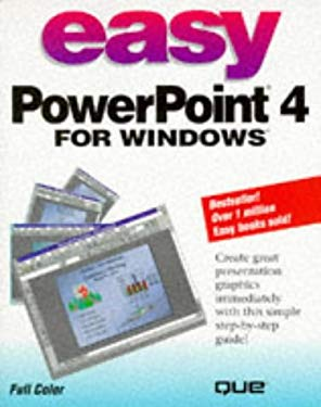 Easy PowerPoint 4 for Windows 9781565297371