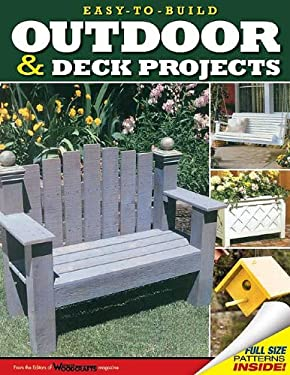 Easy-To-Build Outdoor & Deck Projects 9781565232495