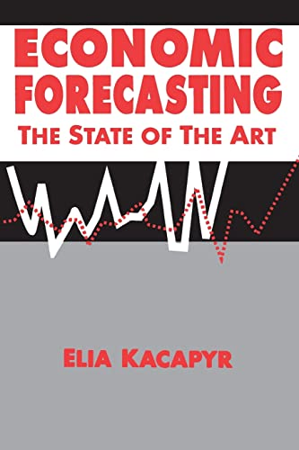 Economic Forecasting: The State of the Art 9781563247651