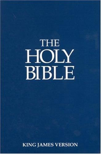 Economy Bible-KJV 9781565633254