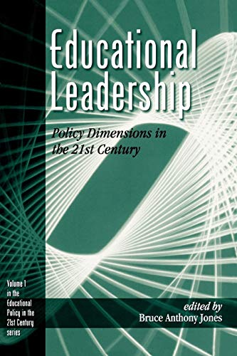 Educational Leadership: Policy Dimensions in the 21st Century 9781567504897