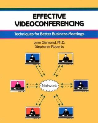 Effective Videoconferencing