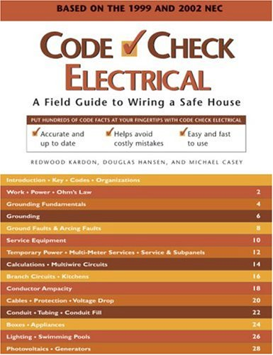 Electrical: A Guide to Wiring a Safe House 9781561585502
