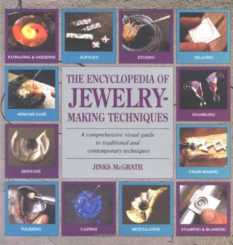 Ency of Jewelry-Making Techniq 9781561385263