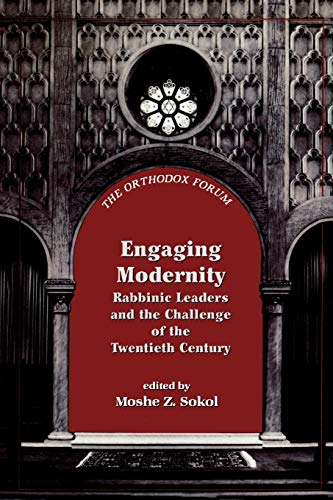 Engaging Modernity 9781568219080