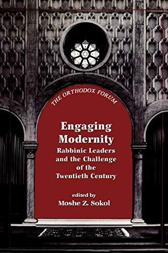 Engaging Modernity 9781568219080