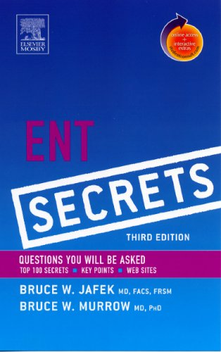 Ent Secrets: With Student Consult Online Access 9781560536178