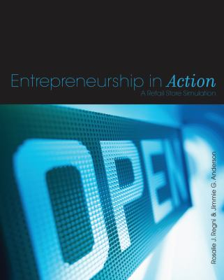 Entrepreneurship in Action: A Retail Store Simulation [With CDROM] 9781563675959