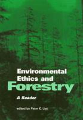 Environmental Ethics & Forestry 9781566397858