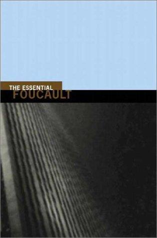Essential Foucault 9781565848016