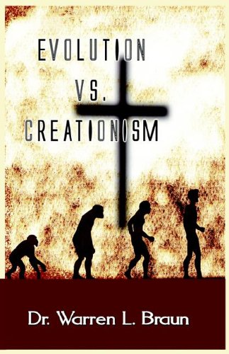 Evolution Vs. Creationism (Large Print) 9781564114136