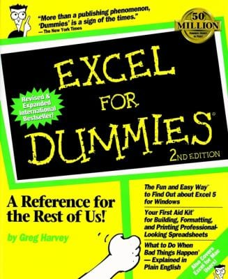 Excel for Dummies 9781568840505