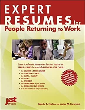 Expert Resumes for People Returning to Work 9781563709111