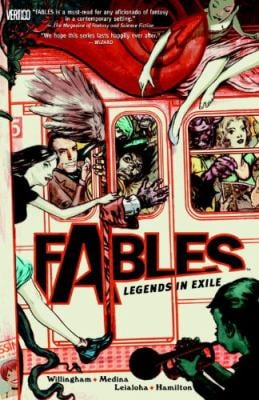 Fables Vol. 1: Legends in Exile 9781563899423