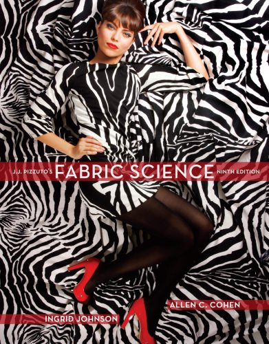 Fabric Science 9/E - Hard Cover 9781563678554