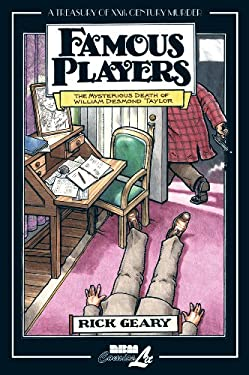 Famous Players: The Mysterious Death of William Desmond Taylor 9781561635559