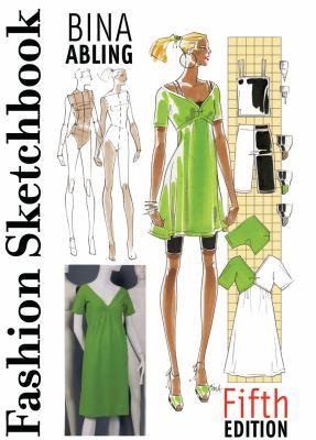 Fashion Sketchbook 9781563674471