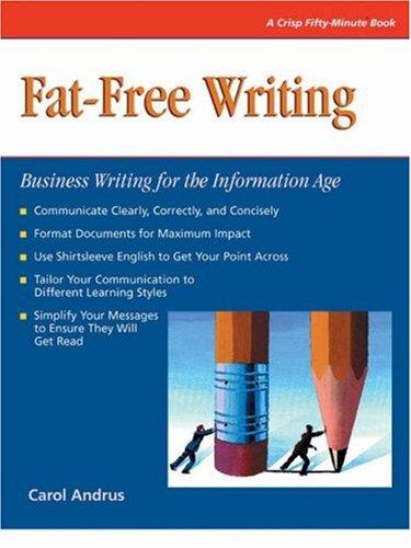 Fat-Free Writing 9781560525868