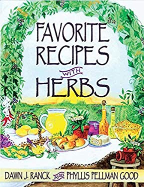 Favorite Recipes with Herbs 9781561482252