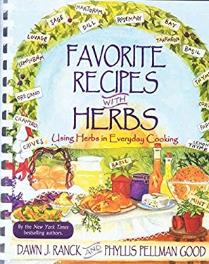 Favorite Recipes with Herbs: Using Herbs in Everyday Cooking 9781561483921