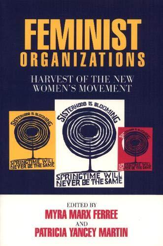 Feminist Organizations PB 9781566392297