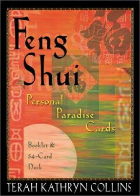 Feng Shui Personal Paradise Cards [With Booklet] 9781561707874