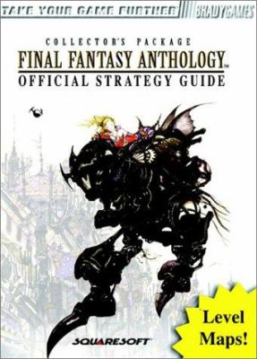 Final Fantasy Anthology 9781566869256