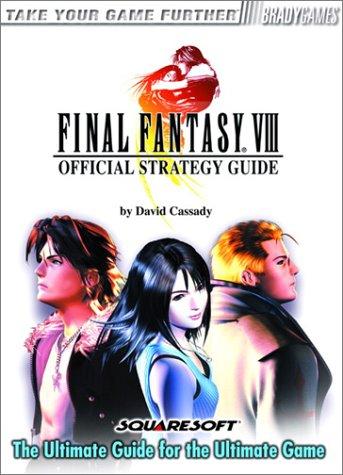 Final Fantasy VIII 9781566869034