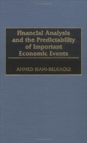 Financial Analysis and the Predictability of Important Economic Events