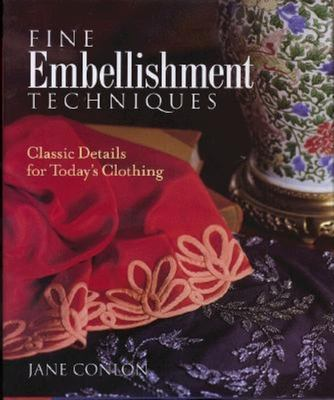 Fine Embellishment Techniques 9781561582310