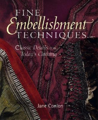 Fine Embellishment Techniques 9781561584963
