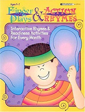 Fingerplays & Action Rhymes 9781564721013