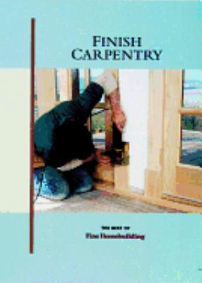 Finish Carpentry 9781561581832