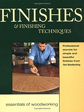 Finishes & Finishing Technique 9781561582983