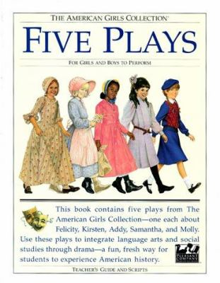 Five Plays for Girls and Boys to Perform: Teacher's Guide and Scripts 9781562472344