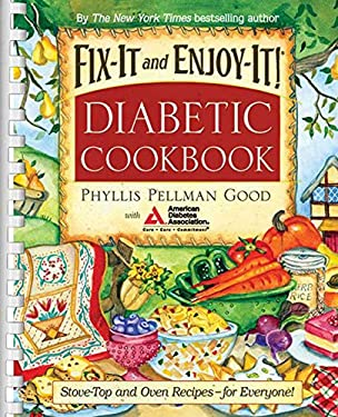 Fix-It and Enjoy-It! Diabetic Cookbook: Stove-Top and Oven Recipes--For Everyone! 9781561485802