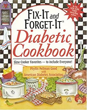 Fix-It and Forget-It Diabetic Cookbook: Slow-Cooker Favorites to Include Everyone! Gift Edition 9781561484584