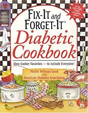Fix-It and Forget-It Diabetic Cookbook: Slow-Cooker Favorites to Include Everyone! 9781561484591