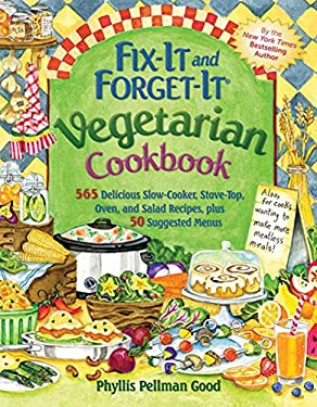 Fix-It and Forget-It Vegetarian Cookbook 9781561487554