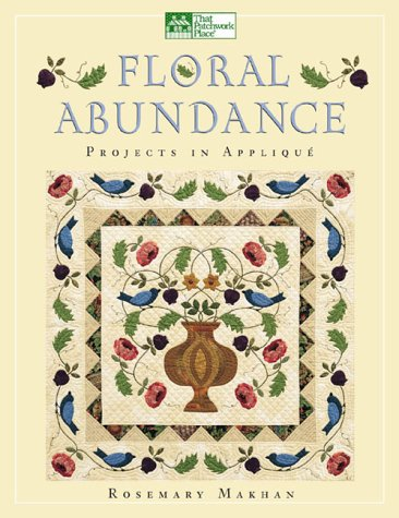 Floral Abundance: Applique Designs Inspired by William Morris 9781564773258
