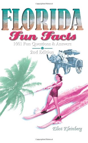 Florida Fun Facts 9781561643202