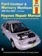 Ford Contour and Mercury Mystique, 1995-2000 6978801