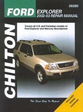 Ford Explorer & Mercury Mountaineer: 2002 Through 2003 6978919