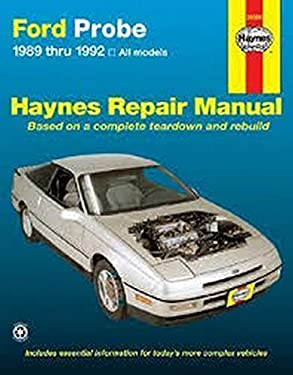 Ford Probe, 1989-1992 9781563920899
