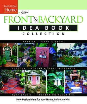 Front & Backyard Idea Book Collection 9781561587568