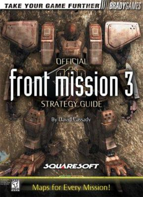 Front Mission 3: Official Strategy Guide 9781566869782