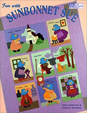 Fun with Sunbonnet Sue