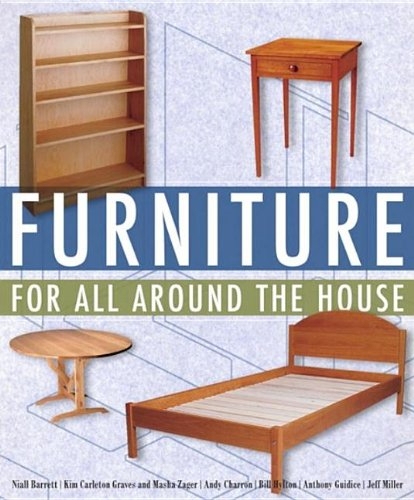 Furniture for All Around the House 9781561588534