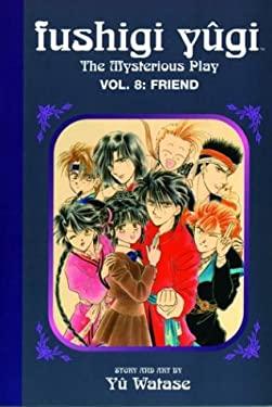 Fushigi Yugi, Volume 8 9781569318829