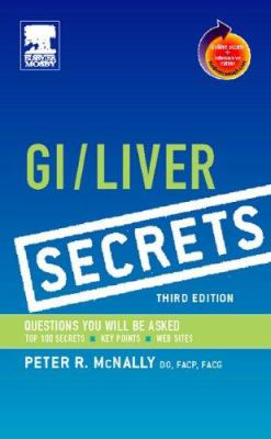 GI/Liver Secrets: With Student Consult Online Access 9781560536185